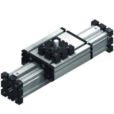 Rack and Pinion Driven Positioning System | CPI Automation Ltd - Hydraulics, Pneumatics, and Control